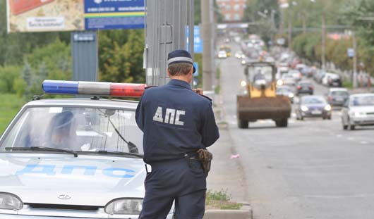 Из-за суперштрафов нарушений на дорогах Ижевска стало вдвое меньше