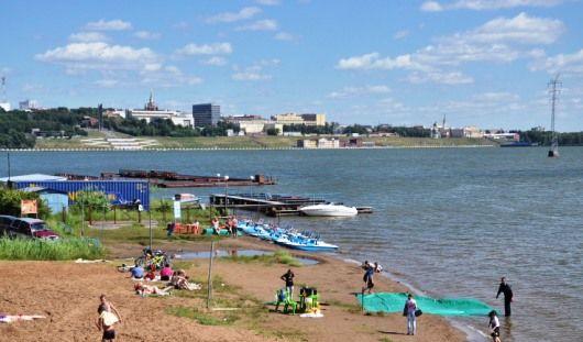 Ижевск занял 5 строчку в экологическом рейтинге крупных городов России