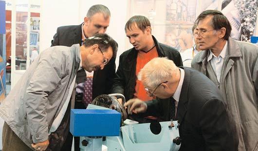 Промышленные выставки в Ижевске станут площадкой для презентации новинок