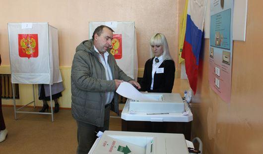 В Единый день голосования в Ижевске проходят довыборы в Госсовет