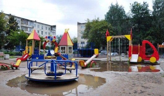 «Кораблик» в Устиновском районе Ижевска капитально отремонтируют в 2014 году