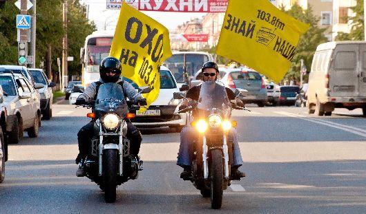 Охота на три бочки бесплатного бензина стартовала в Ижевске