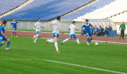 Ижевские футболисты одержали уверенную победу над тольяттинцами