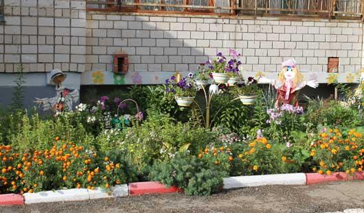 Самые красивые дворы Ижевска - 2