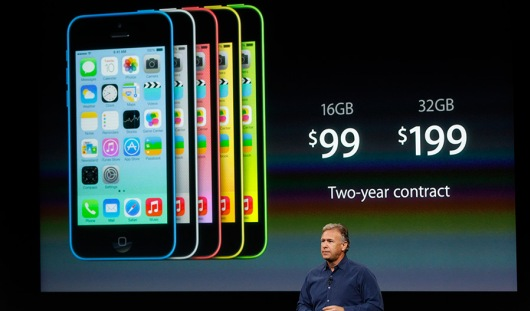 Apple представила новые айфоны