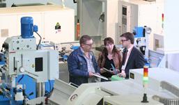 Передовые технологии, оборудование, инструмент на промышленных выставках