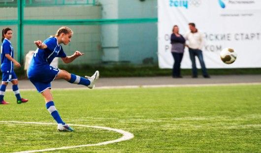 Женский футбольный клуб «Зенит-Ижевск» сыграет с командой из Ульяновска