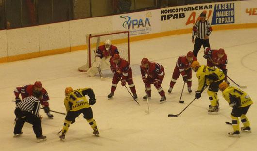 Первый матч нового хоккейного сезона для Ижевска закончился поражением