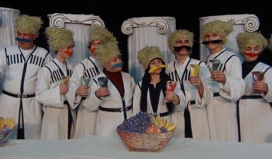 Театр «Птица» из Ижевска выступит на Международном фестивале в Санкт-Петербурге