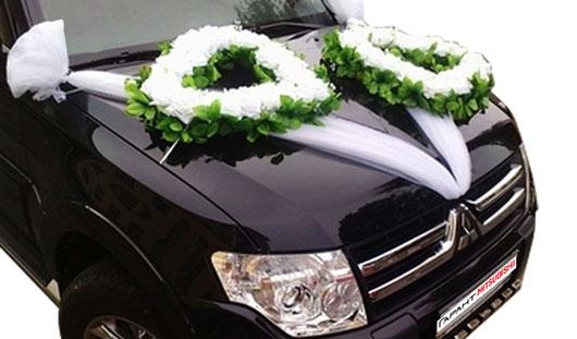 Конкурс для ижевчан: выиграй свадебное авто за историю