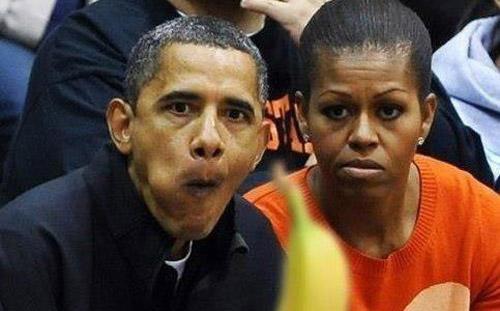 Депутата Госдумы обвинили в расизме из-за фото Обамы с бананом