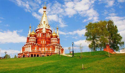 День оружейника в Ижевске начнется со службы в храме в честь российского оружия
