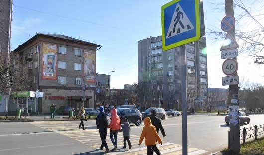 Новые «зебры» появятся на двух улицах Ижевска
