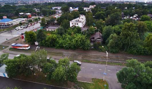 Новую улицу Карла Маркса в Ижевске откроют 1 августа 2014 года