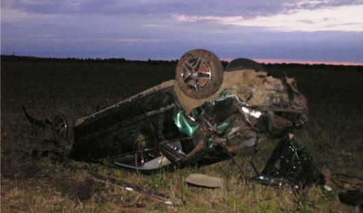 5 человек погибли на дорогах Удмуртии за минувшие сутки