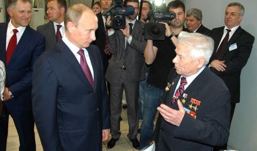 На День оружейника в Ижевске ждут Владимира Путина