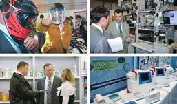 Сегодня в Ижевске стартуют выставки «Комплексная безопасность» и «Медицина и здоровье»