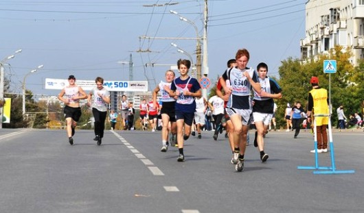21 сентября в Ижевске состоится массовый молодежный забег