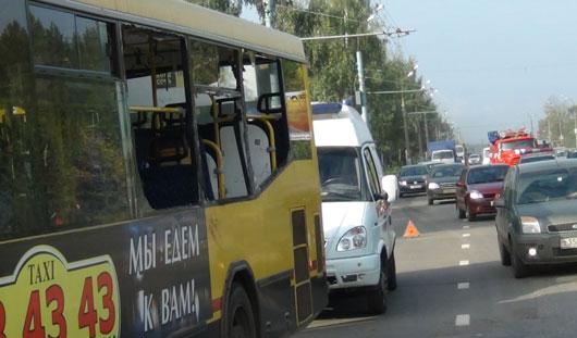 За минуту до столкновения автобуса с лосем ижевчанка пересела с «убийственного» места