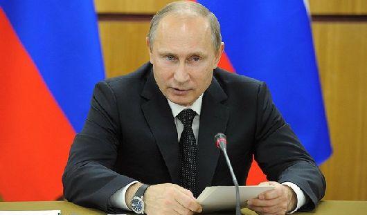Владимир Путин в Ижевске: акцент надо сделать на создании высокоточного оружия