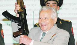 ИЭМЗ «Купол» поздравил с Днем оружейника Михаила Калашникова