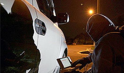 Преступники с помощью специального сканера вскрывали машины ижевчан