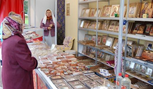 Православная выставка в Ижевске: священные иконы и мощи Марии Магдалины