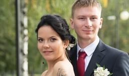 Ижевские молодожены: Рок-н-ролльная свадьба