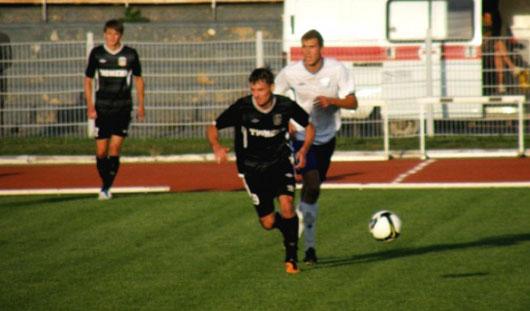 Футболисты Ижевска проиграли тюменским спортсменам