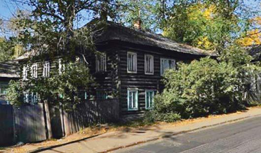 Когда в Ижевске снесут деревянные дома на Горького?