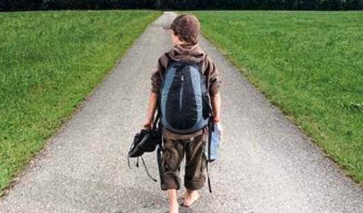 Школьник из Удмуртии перед родительским собранием упаковал вещи и ушел из дома