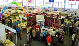 Всероссийская ярмарка в Удмуртии приготовила тысячи товаров со всей России