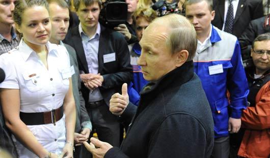 Путин в Ижевске: как заводчан готовили к приезду Президента