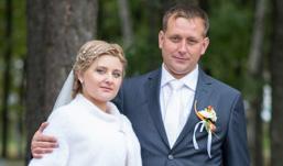 Ижевские молодожены: В июне познакомились, а в сентябре поженились