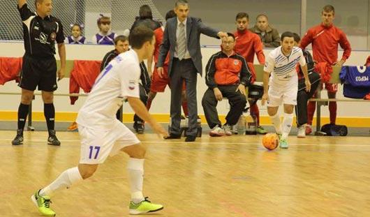 Спортсмены мини-футбольного клуба «Прогресс» из Удмуртии сразятся с ребятами из Сыктывкара