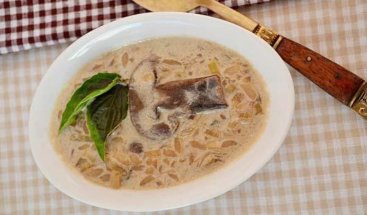 Кулинарный эксклюзив для ижевчан: Готовим блюда из грибов