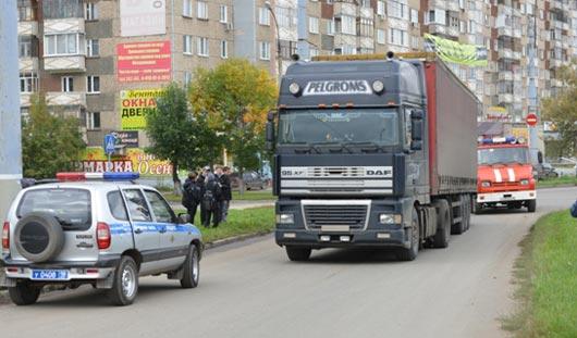В Ижевске под колесами фуры погибла мастер спорта