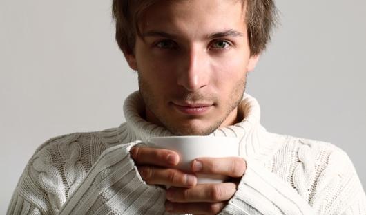 Зеленый чай повышает умственную работоспособность мужчин