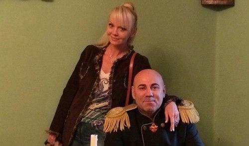 Фотофакт: певица Валерия дала концерт в Воткинске
