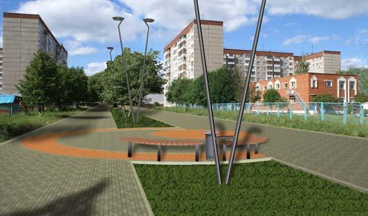 Вместе с новым сквером в Ижевске появится еще одна «антиалкогольная» зона