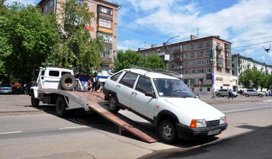 Неправильно припарковавшиеся ижевчане смогут сэкономить до 1,5 тысяч рублей
