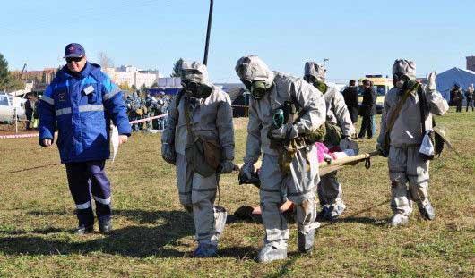 4 октября в Удмуртии пройдут широкомасштабные учения гражданской обороны