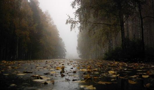 1 и 2 октября на ижевских дорогах ожидается гололедица