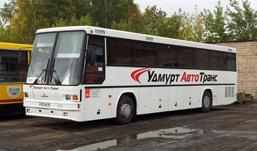 Сбербанк профинансировал приобретение комфортабельных автобусов для междугородных рейсов по Удмуртии