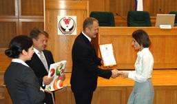 В Удмуртии награждены победители конкурса творческих работ ОАО «Ростелеком» «Я тут был»