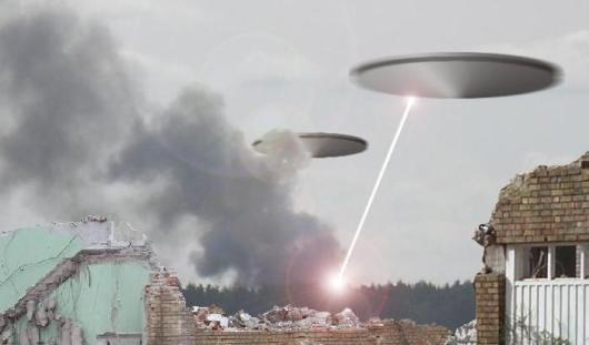 Минобороны России не готово к войне с инопланетянами