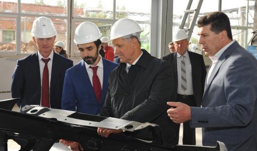 В Ижевске будут производить бамперы для Лады гранта