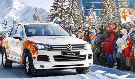 31 автомобиль кортежа Эстафеты Олимпийского огня приедет в Ижевск
