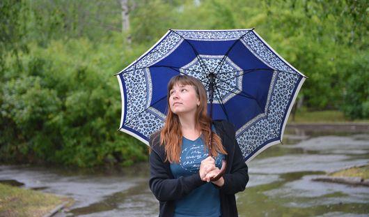 Всю неделю в Ижевске будут идти дожди