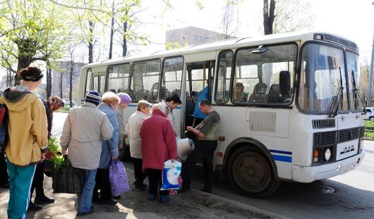 В Ижевске закрываются автобусные маршруты до садоогородов
